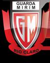 Logotipo Guarda Mirim Rio Claro